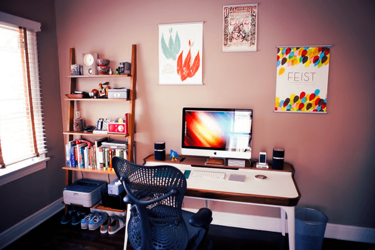 The Perfect Ergonomic Setup For Graphic Designers And