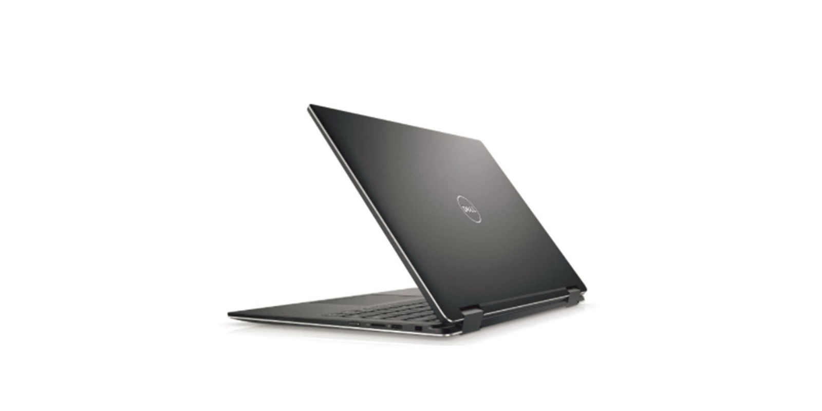 Dell XPS 13 9365 13.3 2 in 1 Laptop FHD Touchscreen 7th Gen Back Left