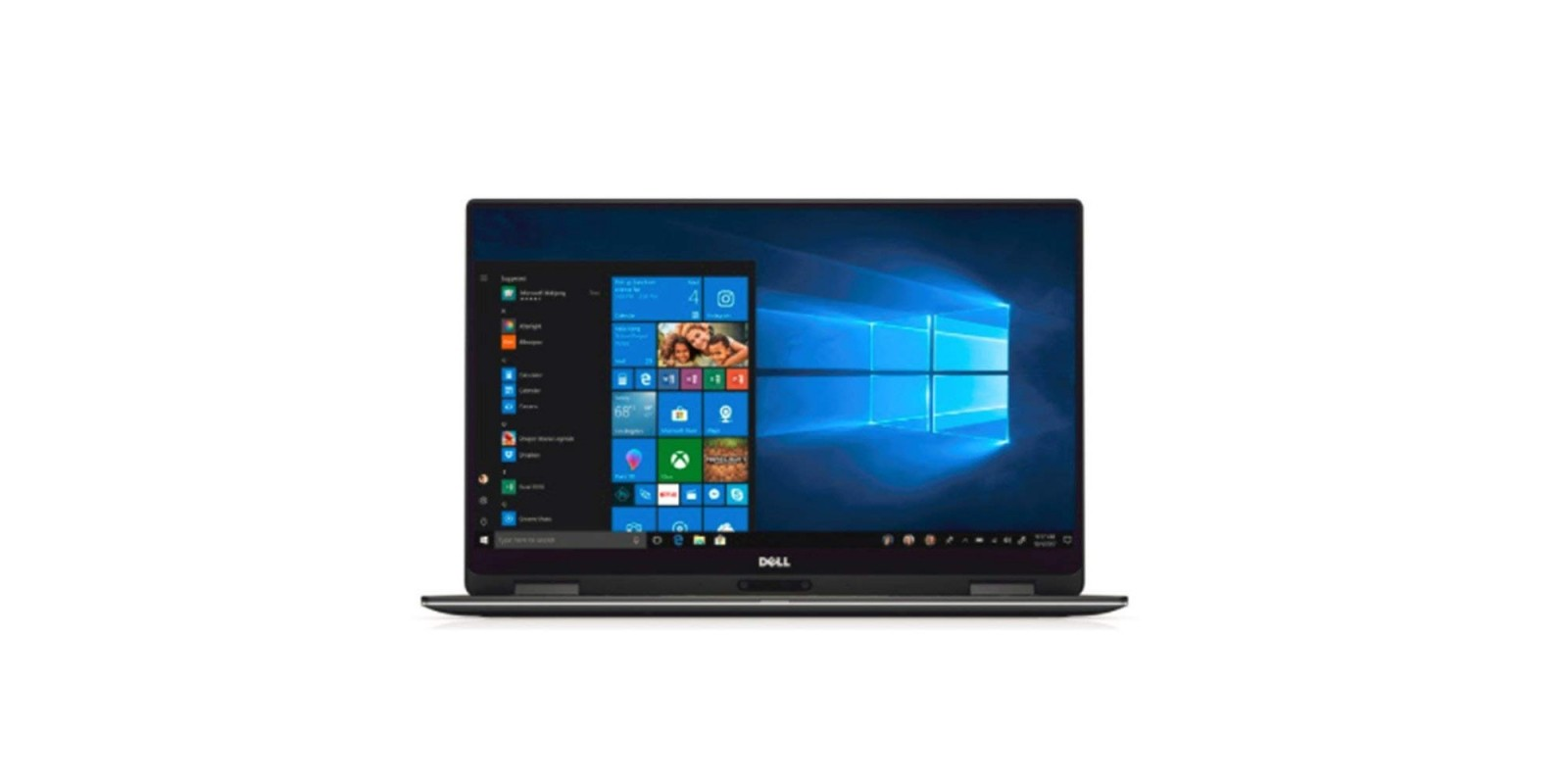 Dell XPS 13 9365 13.3 2 in 1 Laptop FHD Touchscreen 7th Gen Main