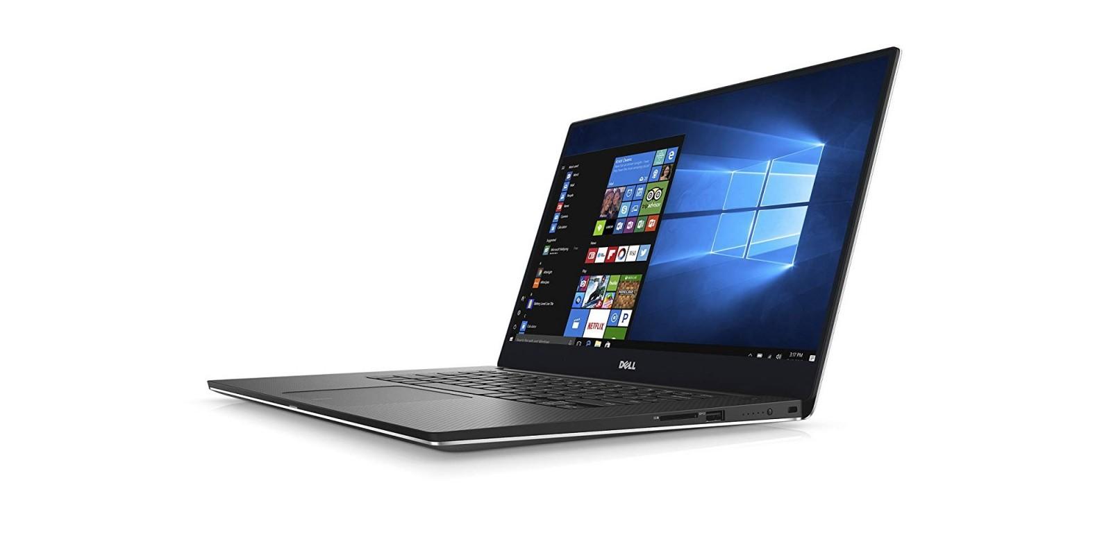 Dell XPS9560-5000SLV-PUS 15.6 Right Side