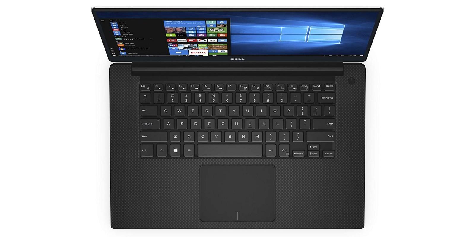 Dell XPS9560-5000SLV-PUS 15.6 Top