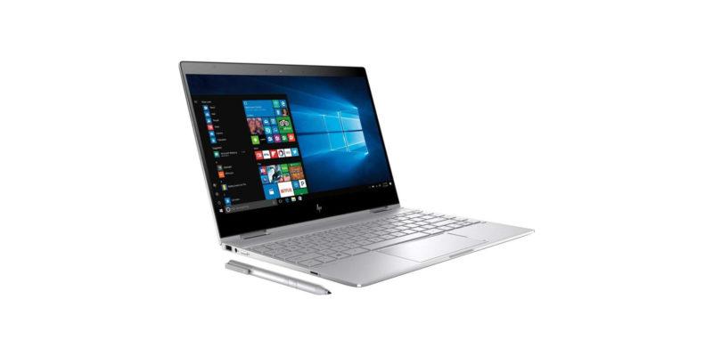 Premium 2019 HP Spectre X360 13.3 Laptop Form SIde