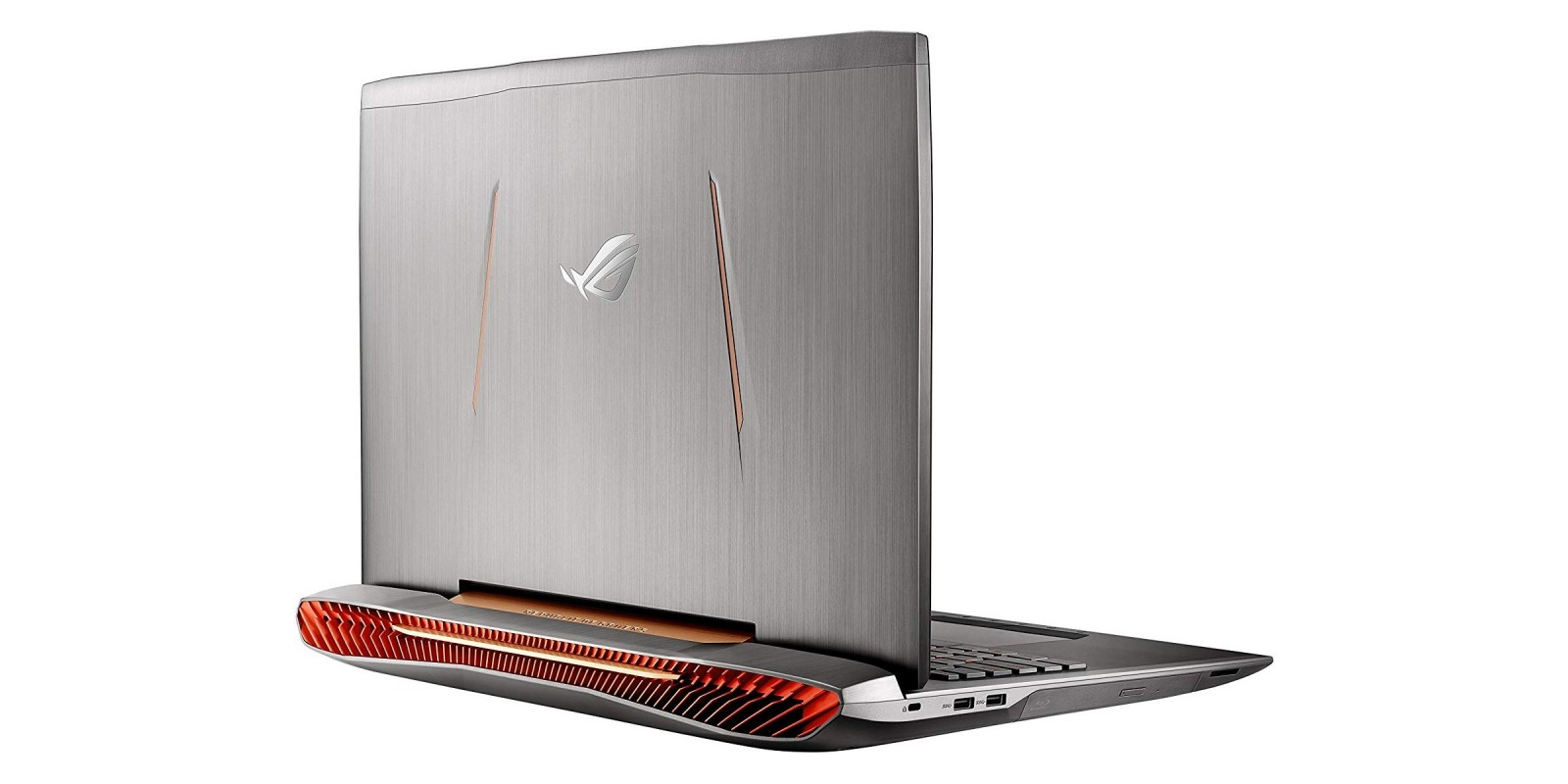 ASUS ROG G752VY-DH72 17-Inch Gaming Laptop L Shape