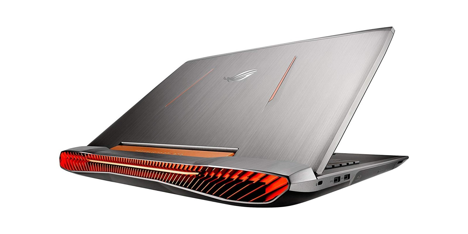 ASUS ROG G752VY-DH72 17-Inch Gaming Laptop Main