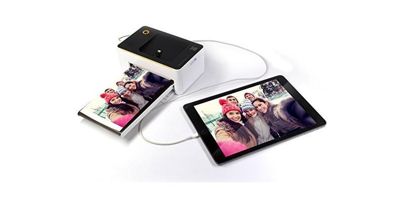 "Kodak Dock & Wi-Fi Portable 4×6"" Instant Photo Printer Chord"