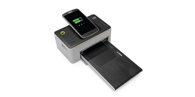 "Kodak Dock & Wi-Fi Portable 4×6"" Instant Photo Printer Empty"