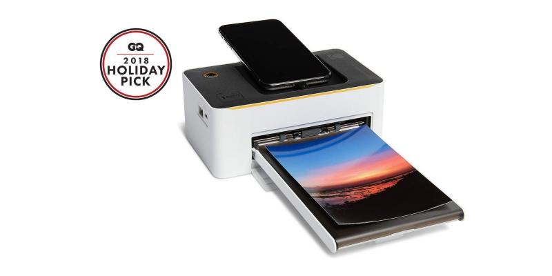 "Kodak Dock & Wi-Fi Portable 4×6"" Instant Photo Printer Holiday Pick"