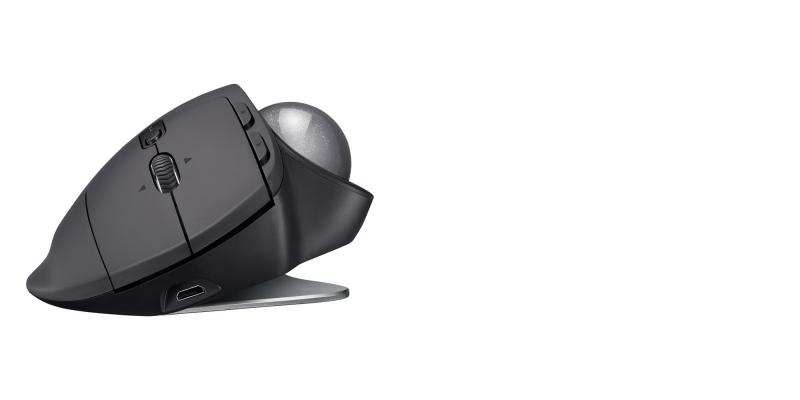Logitech MX Ergo Wireless Trackball Mouse Trackball
