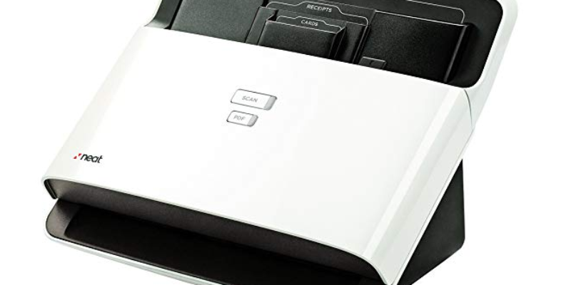 Neat Desk Scanner