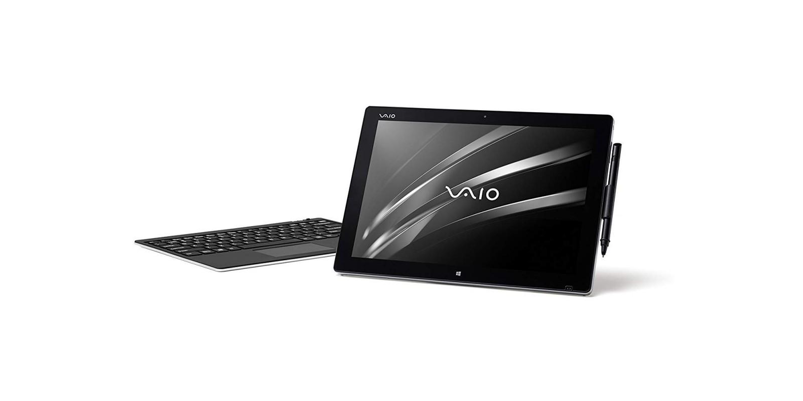 VAIO Z Canvas 12.3 Laptop Deatched