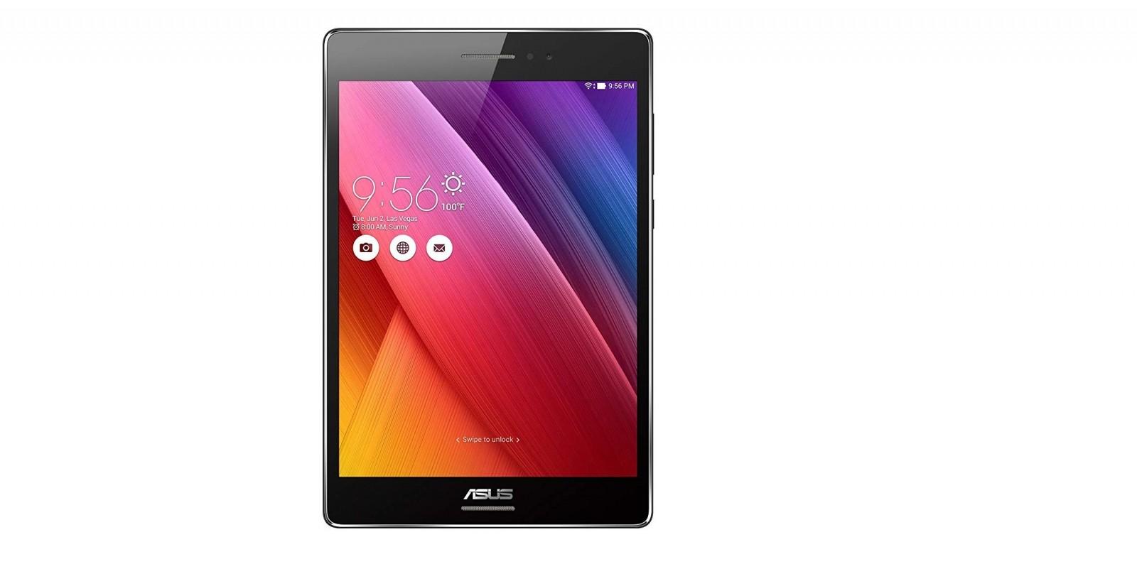 ASUS ZenPad S 8 – Front