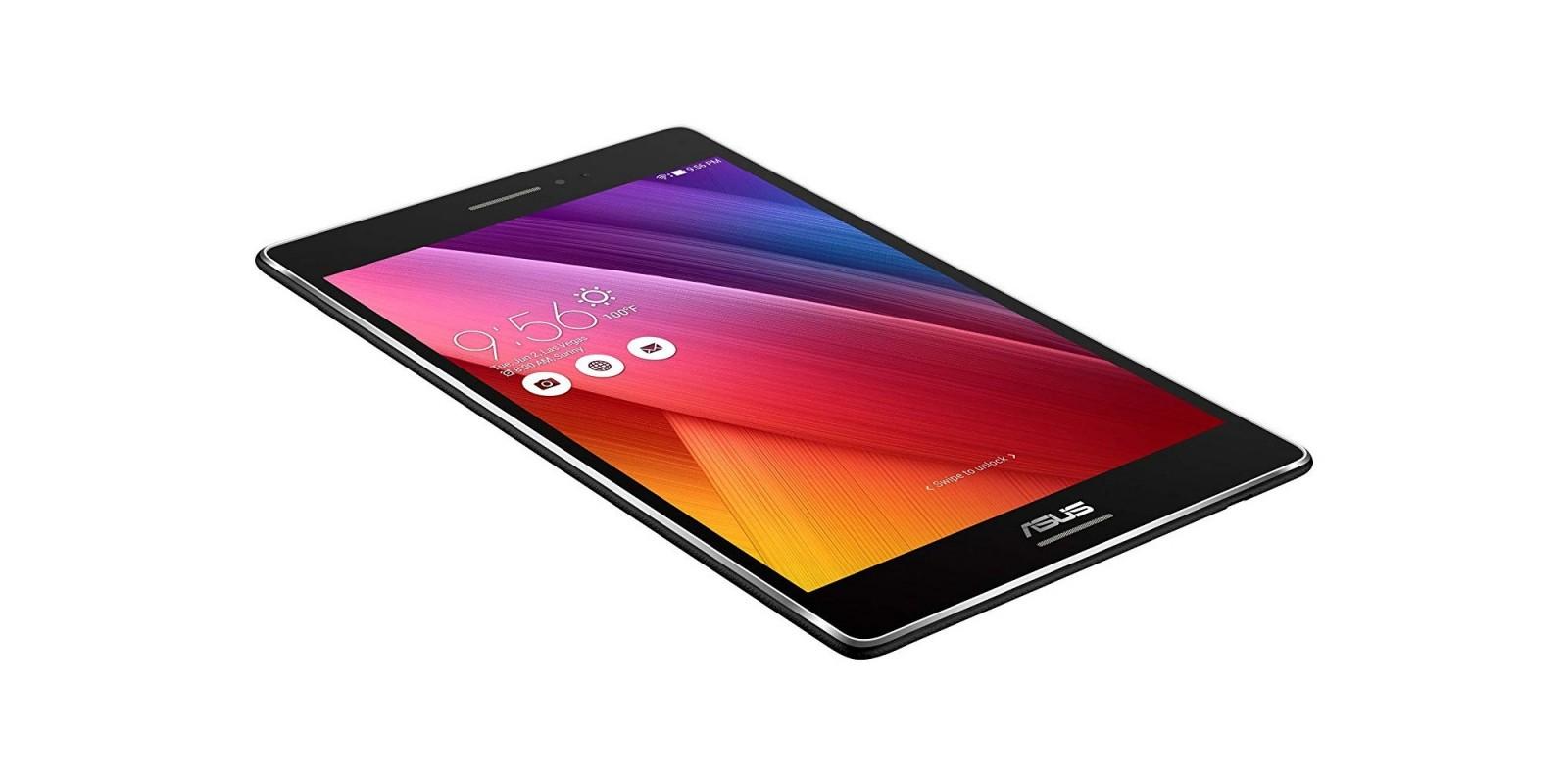ASUS ZenPad S 8 – Top Down