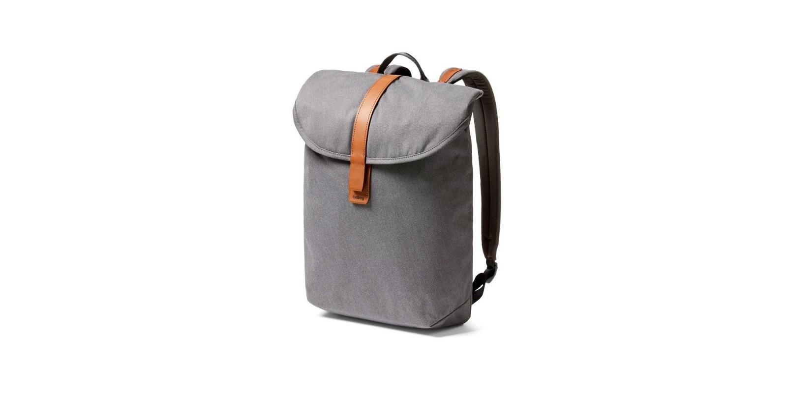 Bellroy Slim Backpack – Mid Grey