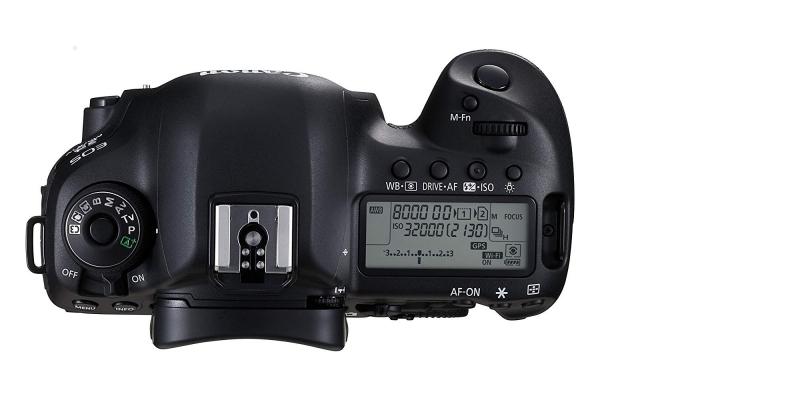 Canon EOS 5D Mark IV Full Frame Digital SLR LED