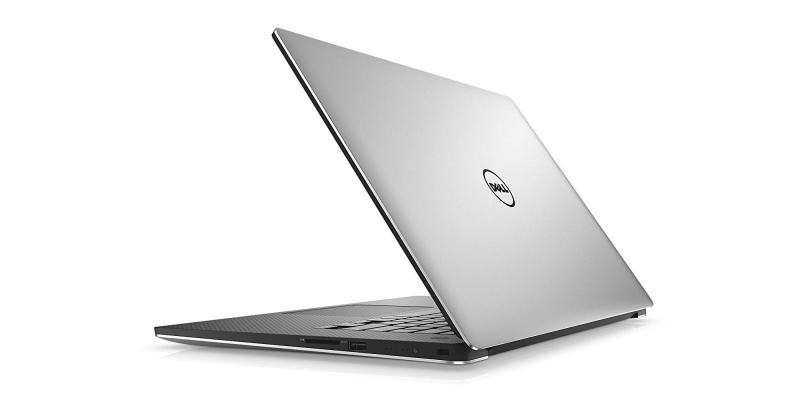 Dell XPS9560-7001SLV-PUS 15.6 – Side