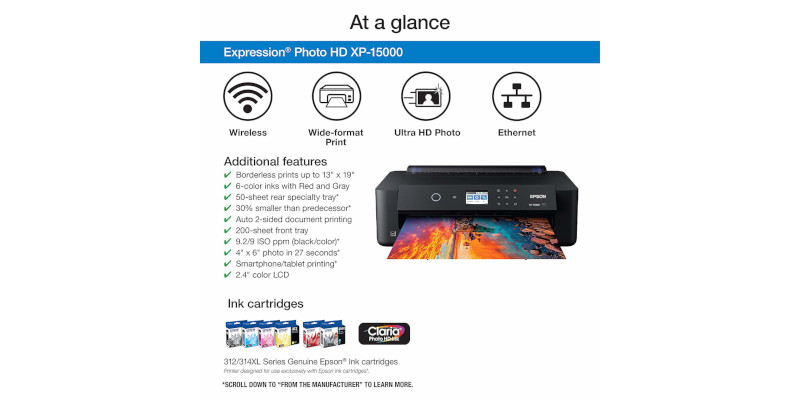 Epson Expression Photo HD XP-150002