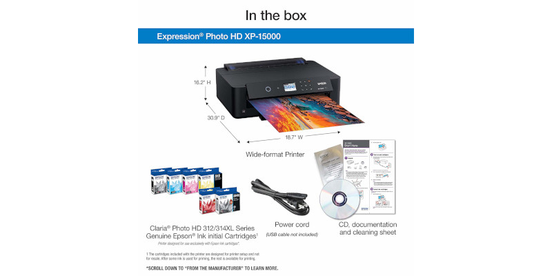 Epson Expression Photo HD XP-150004