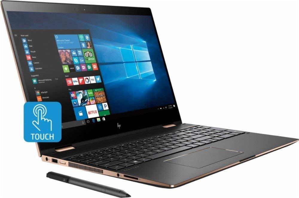HP Spectre x360-15t Quad Core