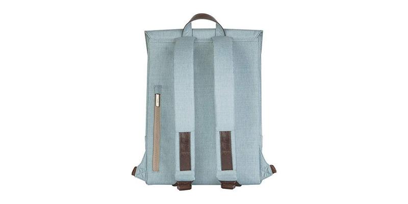 MOSHI Helios Lite Laptop Backpack Pastel Back