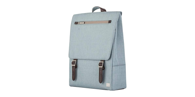MOSHI Helios Lite Laptop Backpack Pastel Blue