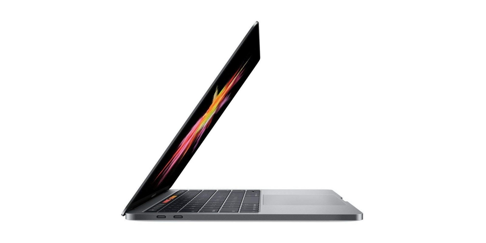 MacBook Pro with Touch Bar – Side