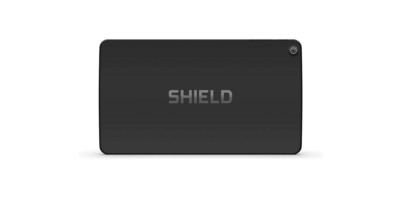 NVIDIA SHIELD K1 8-inch Tablet (Black) – Back