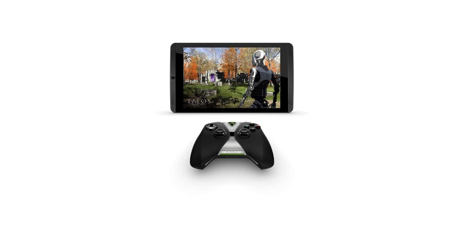NVIDIA SHIELD K1 8-inch Tablet (Black) – Joystick