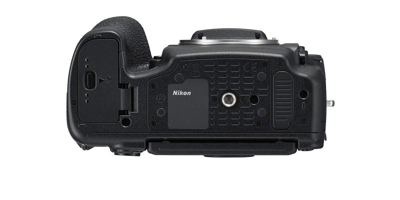 Nikon D850 FX-Format Digital SLR Bottom Part