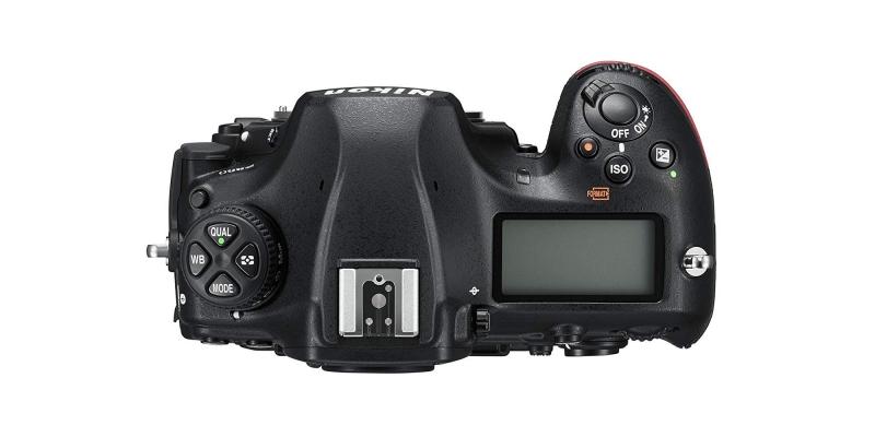 Nikon D850 FX-Format Digital SLR Top