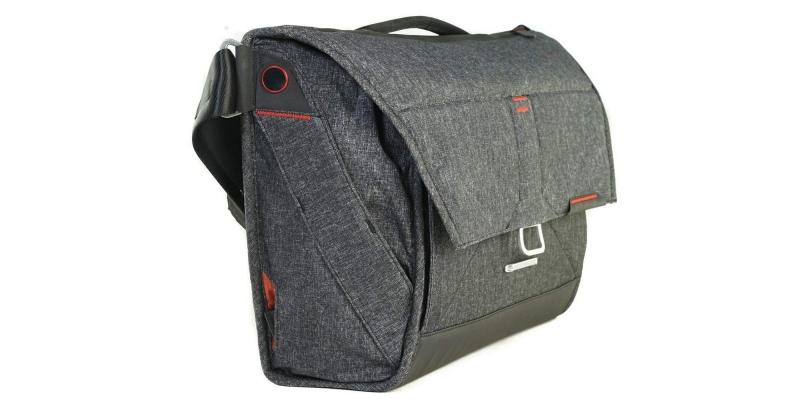 Peak Design 15 Everyday Messenger Bag Side