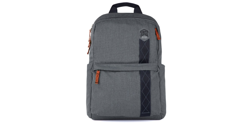 STM Banks Backpack for Laptop & Tablet Up to 15 Front