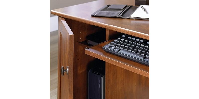 Sauder 402375 Miscellaneous Office Computer Desk Keeper