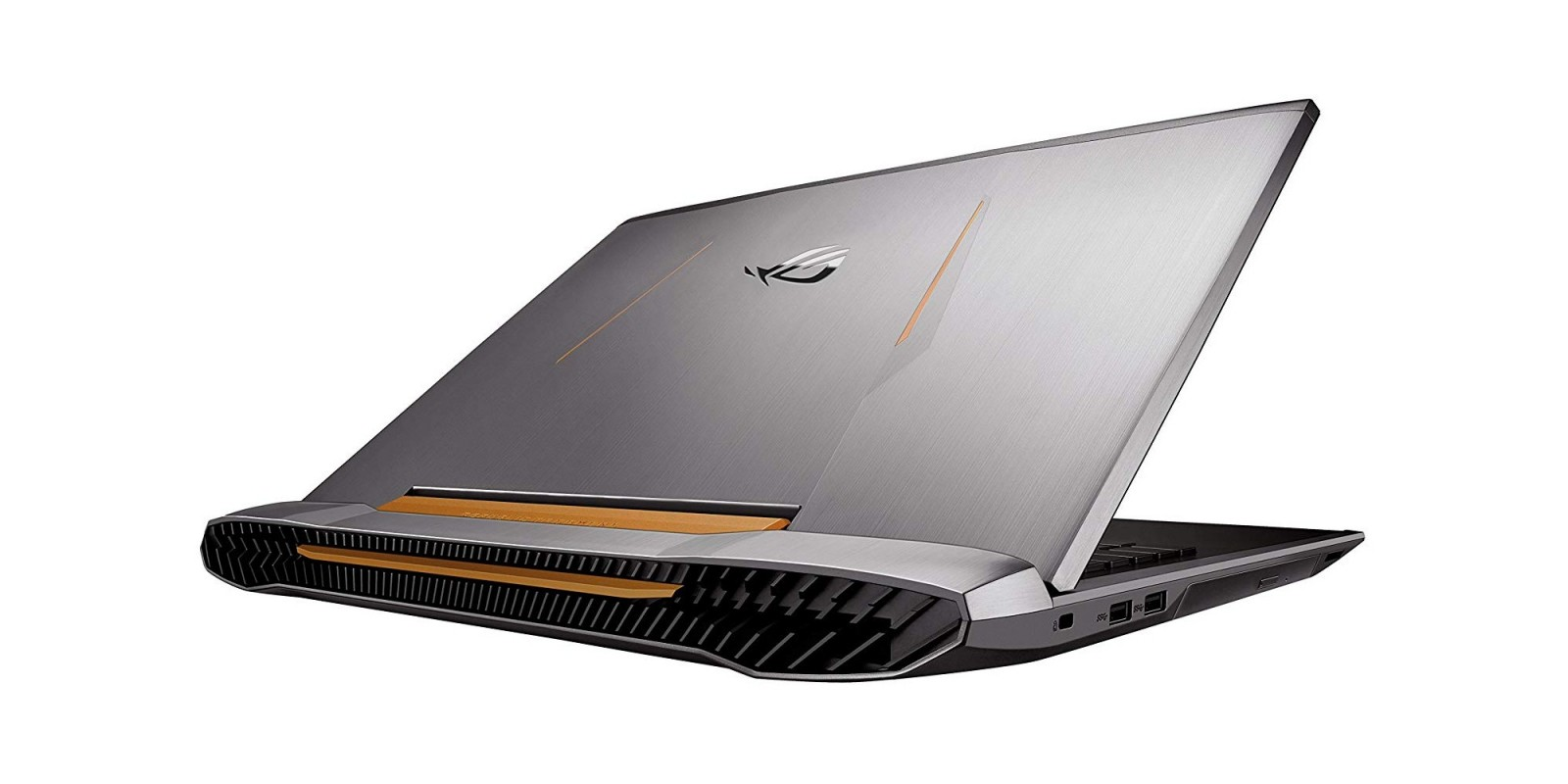 asus rog g752vl laptop – back