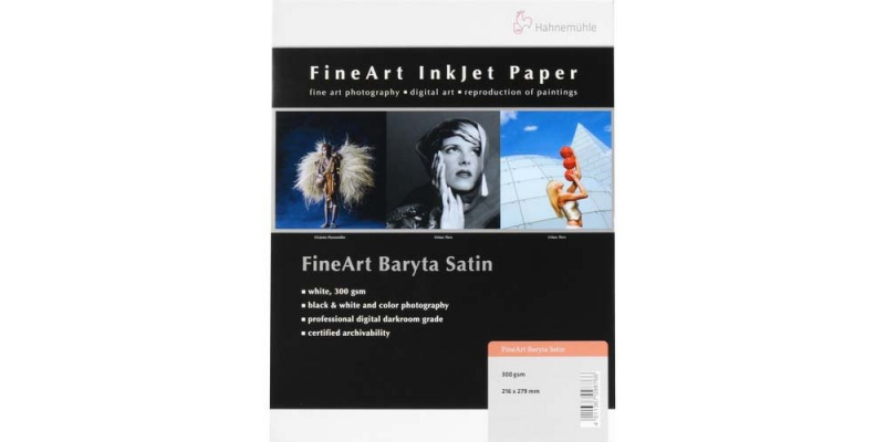 Hahnemuhle-300gsm-FineArt-Baryta-Satin-Photo-Paper-One
