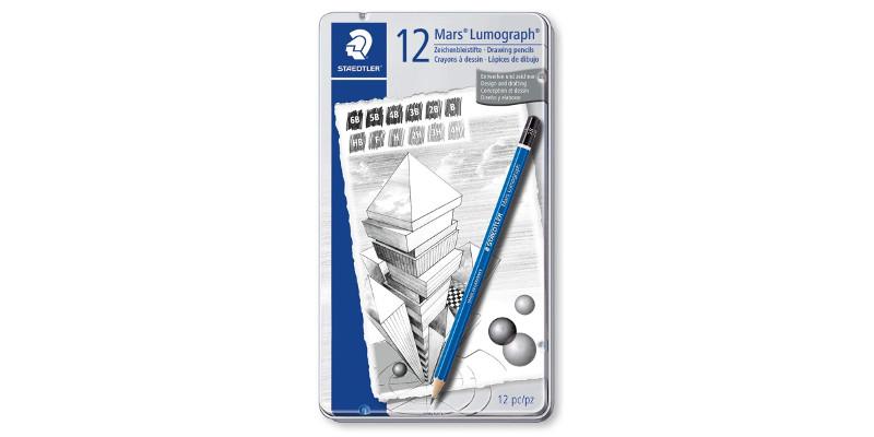 General Pencil Peel & Sketch Charcoal Pencils 1