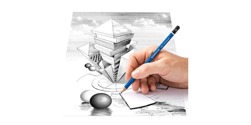 General Pencil Peel & Sketch Charcoal Pencils 4