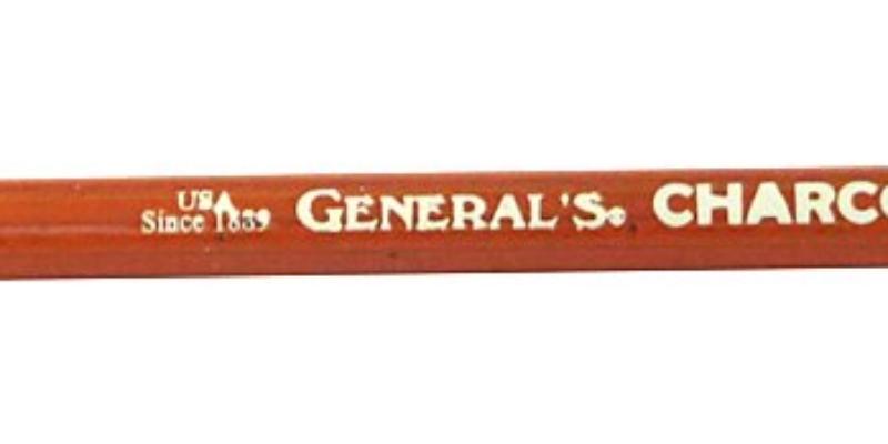 Original Charcoal Pencil by General Pencil 2