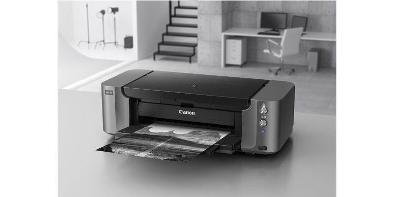 Canon PIXMA PRO-10 Color Professional Inkjet Photo Printer3