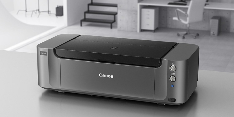 Canon PIXMA PRO-10 Color Professional Inkjet Photo Printer4