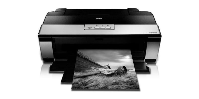 Epson Stylus Photo R2880 Wide-Format Color Inkjet Printer1