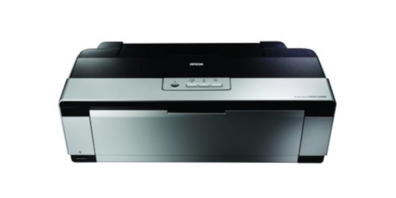 Epson Stylus Photo R2880 Wide-Format Color Inkjet Printer2