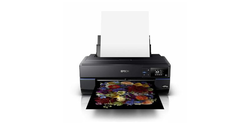 Epson SureColor P800 Inkjet Printer1