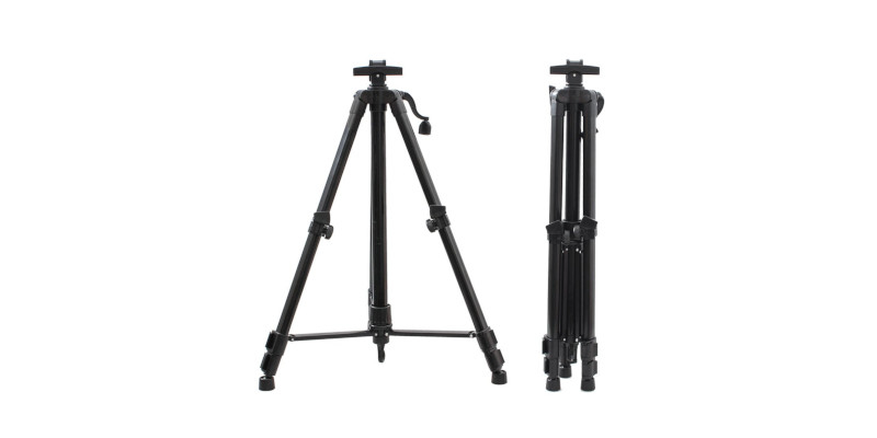 "FineColour's 63"" Art Tripod Painting Easel Stand3"