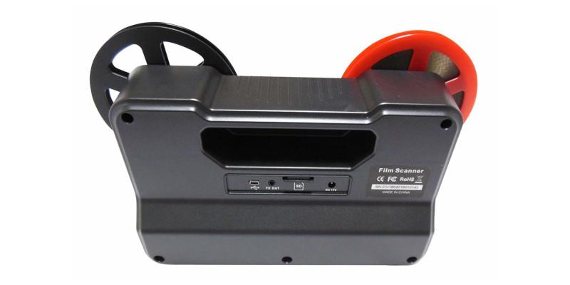Wolverine 8mm and Super 8 Film Reel Converter Scanner2