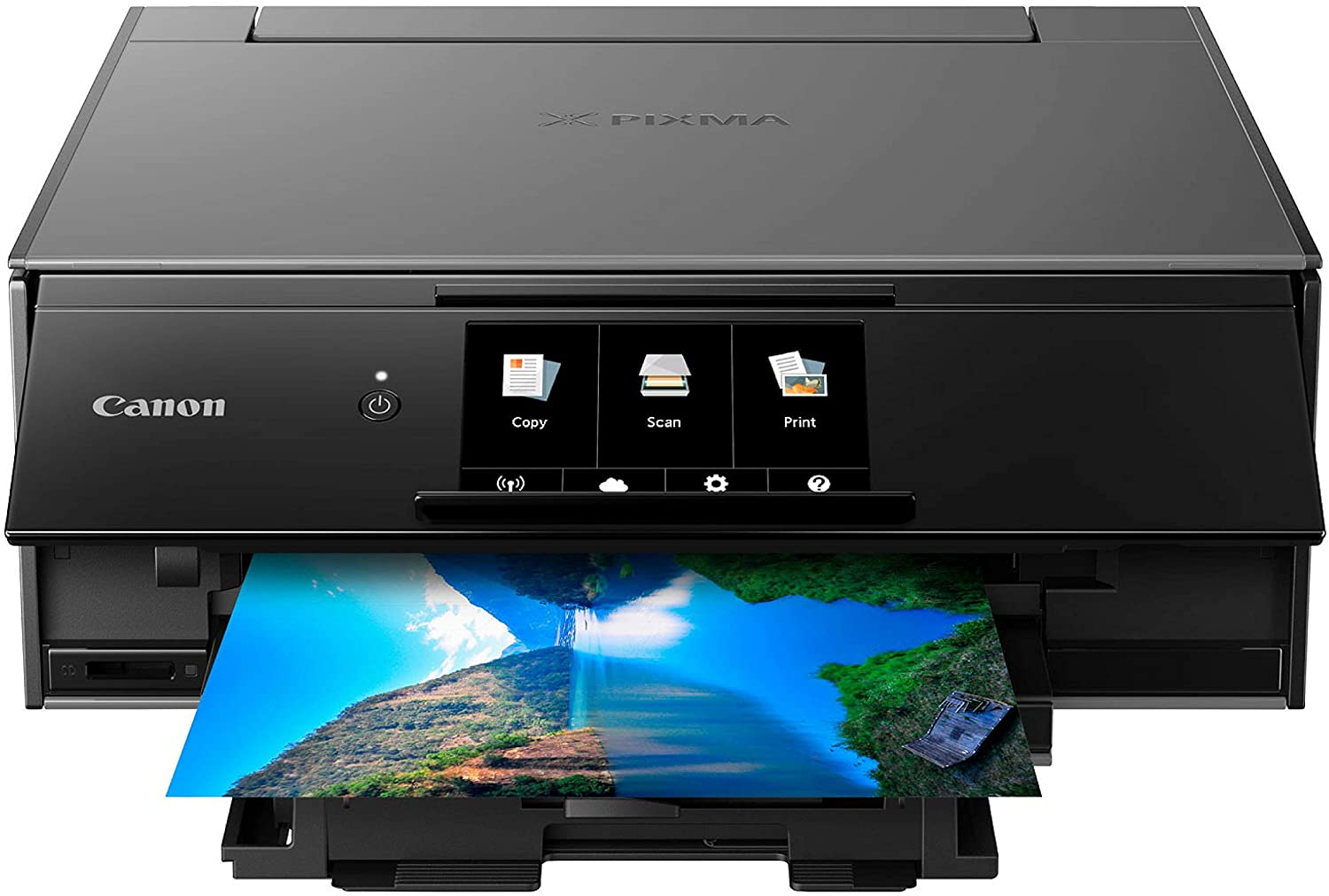 Canon TS9120 Wireless All-in-One Printer with Scanner and Copier