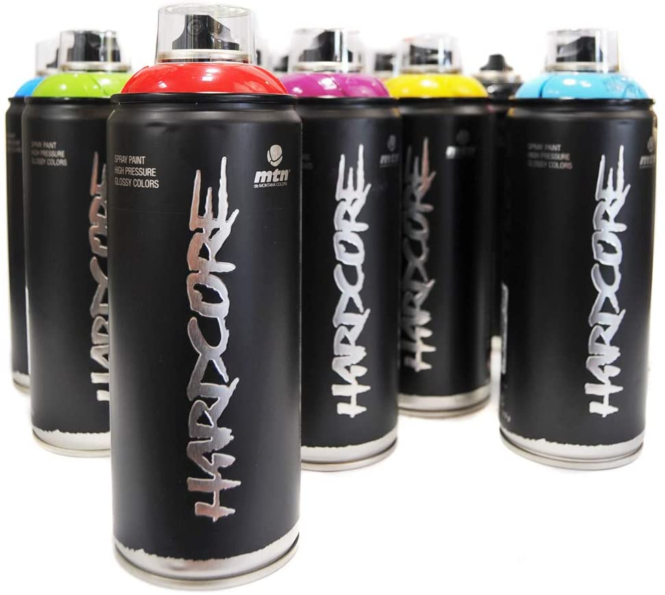 The 5 Best Spray Paints For Graffiti In 2020
